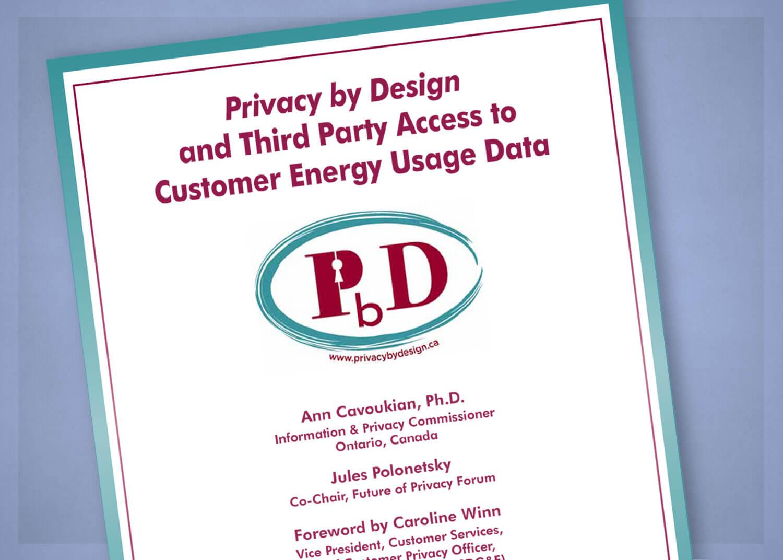 Privacybydesign