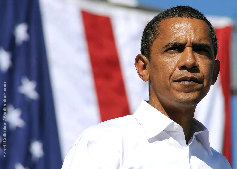 Obama Casual Flag