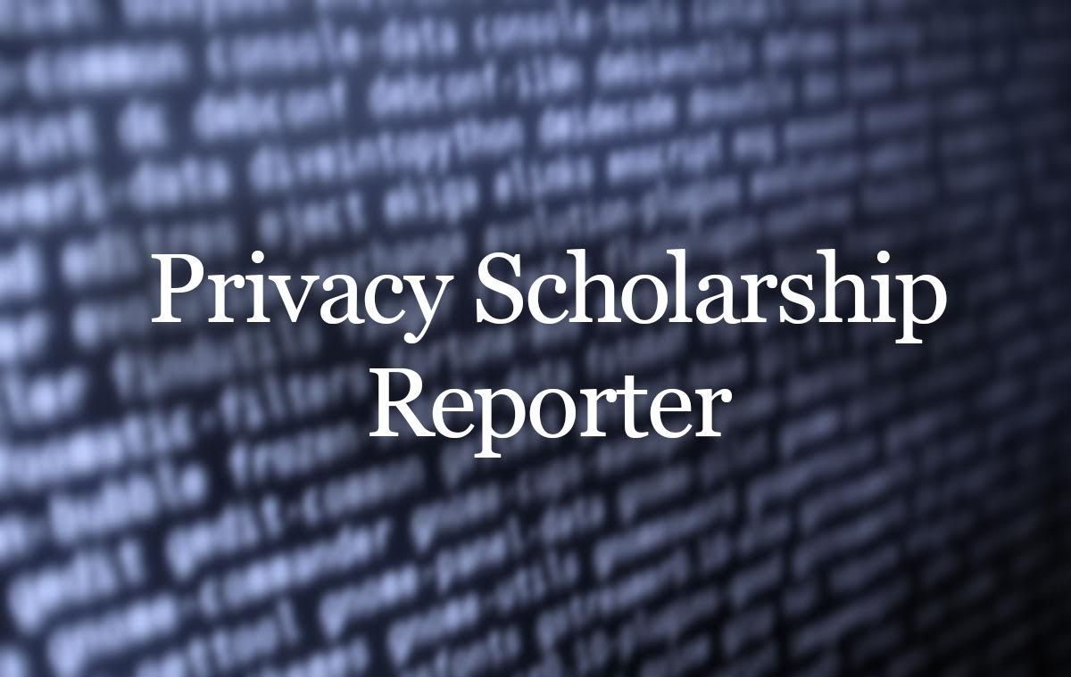 Privacy Scholarship Reporter (sized)