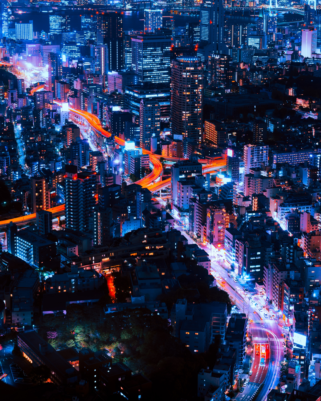 Smart City scenery