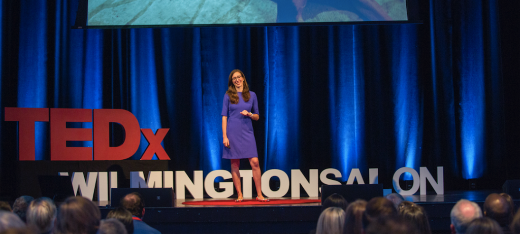 TEDx Wilmington: What's Driving the Connected Car? Data, It Turns Out.