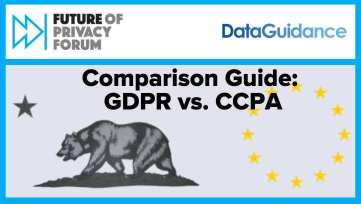 [Webinar] GDPR vs. CCPA: An in depth Comparative Analysis (Thurs, Dec 13, at 10:00 AM ET)