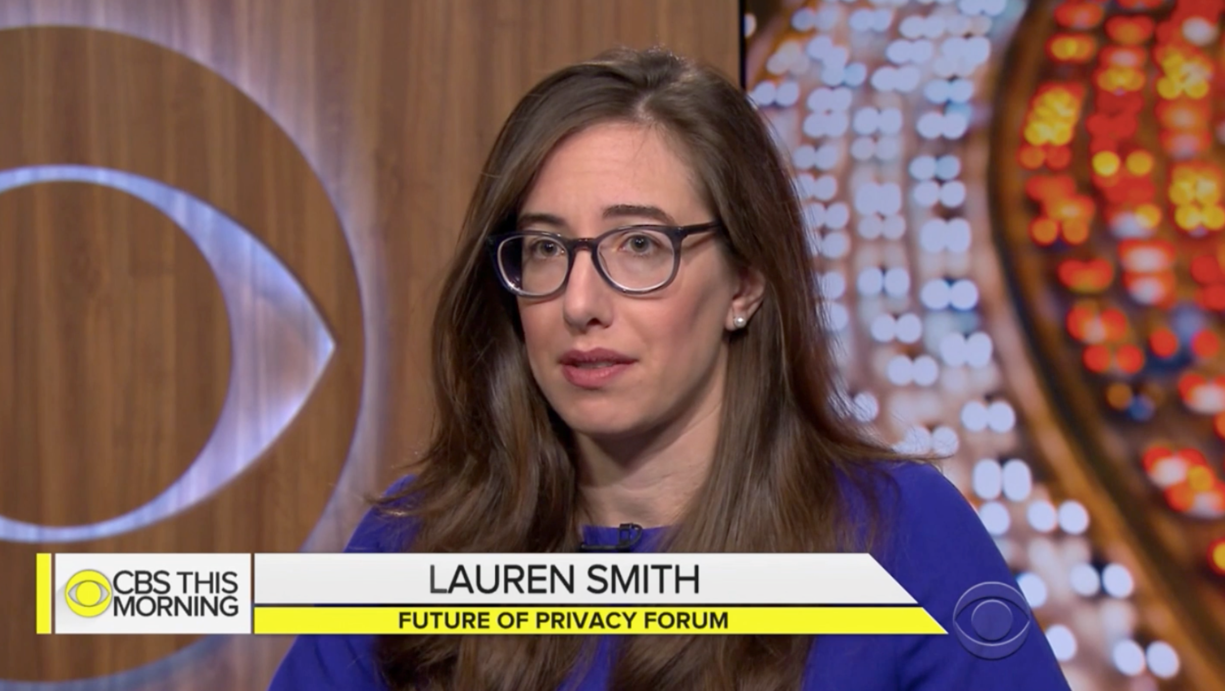 Lauren Smith Cbs This Morning