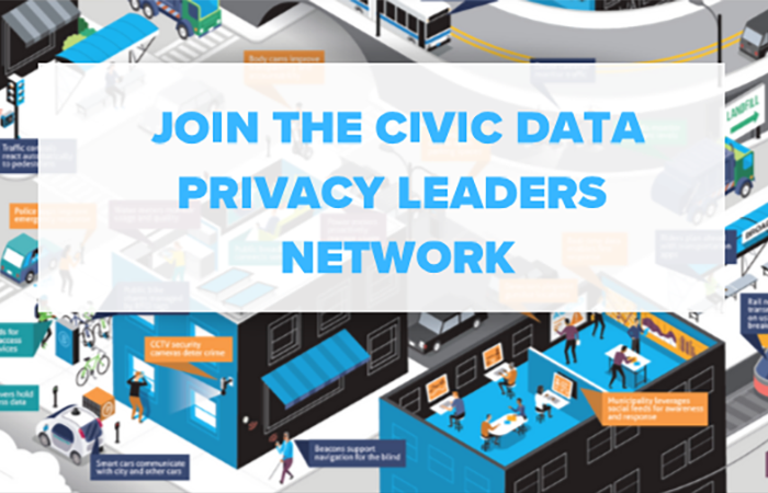 Municipal Leaders Joining Network to Advance Civic Data Privacy