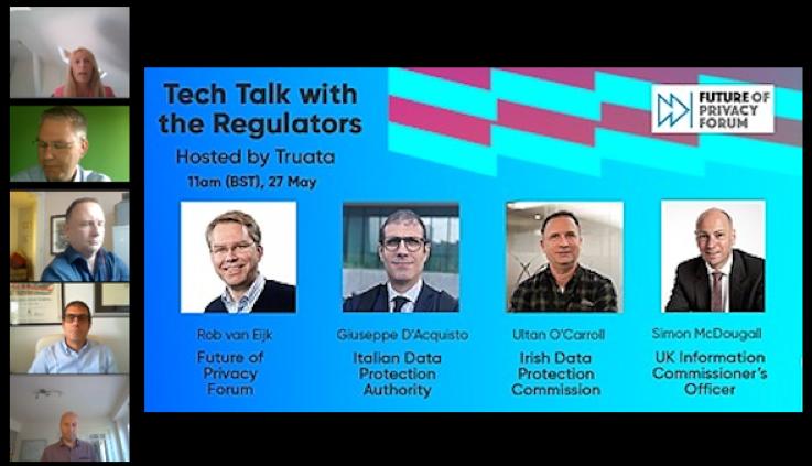 Tech Talk With Regulators