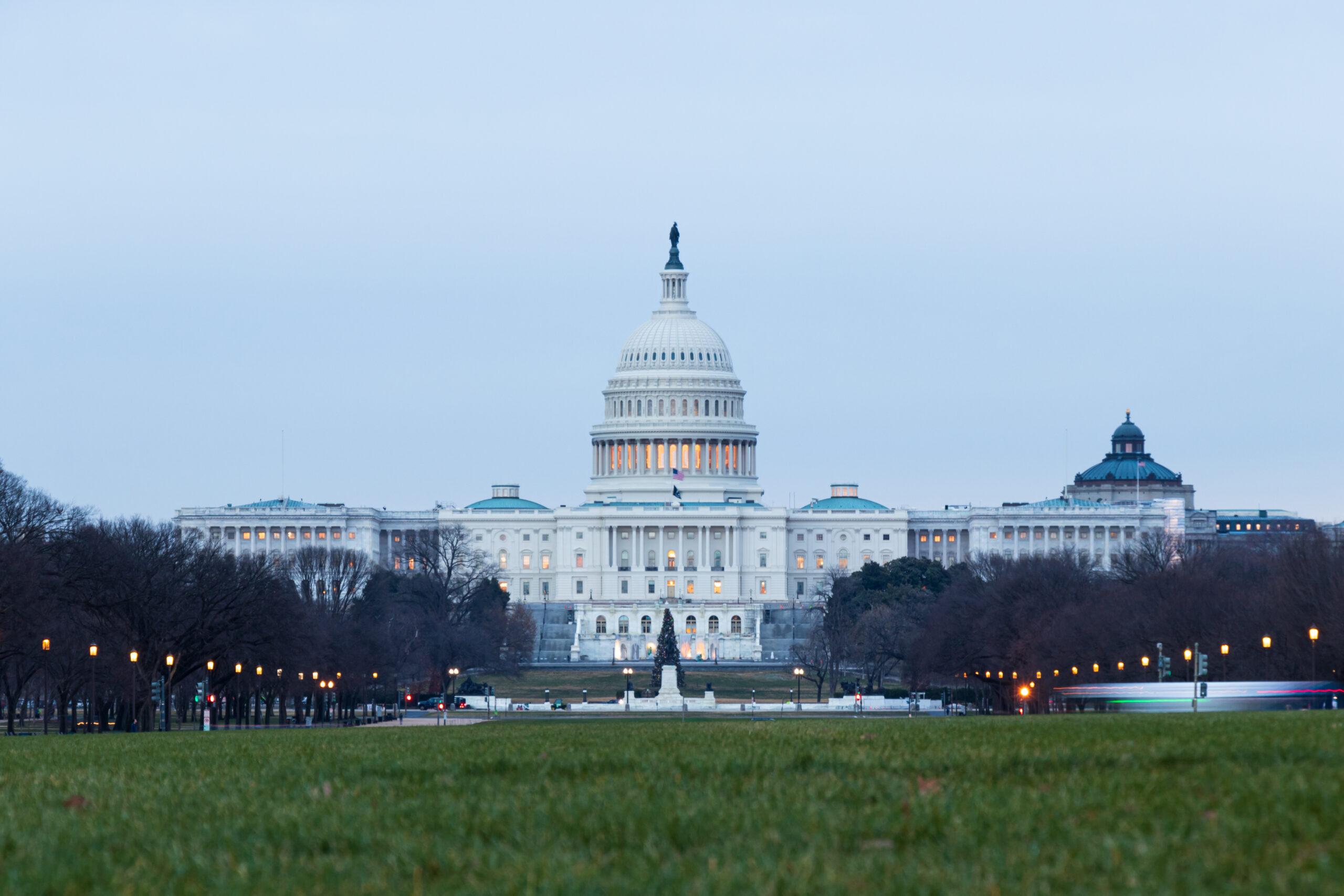 Washington,,dc,,usa, ,december,11,,2019:,us,capitol,building