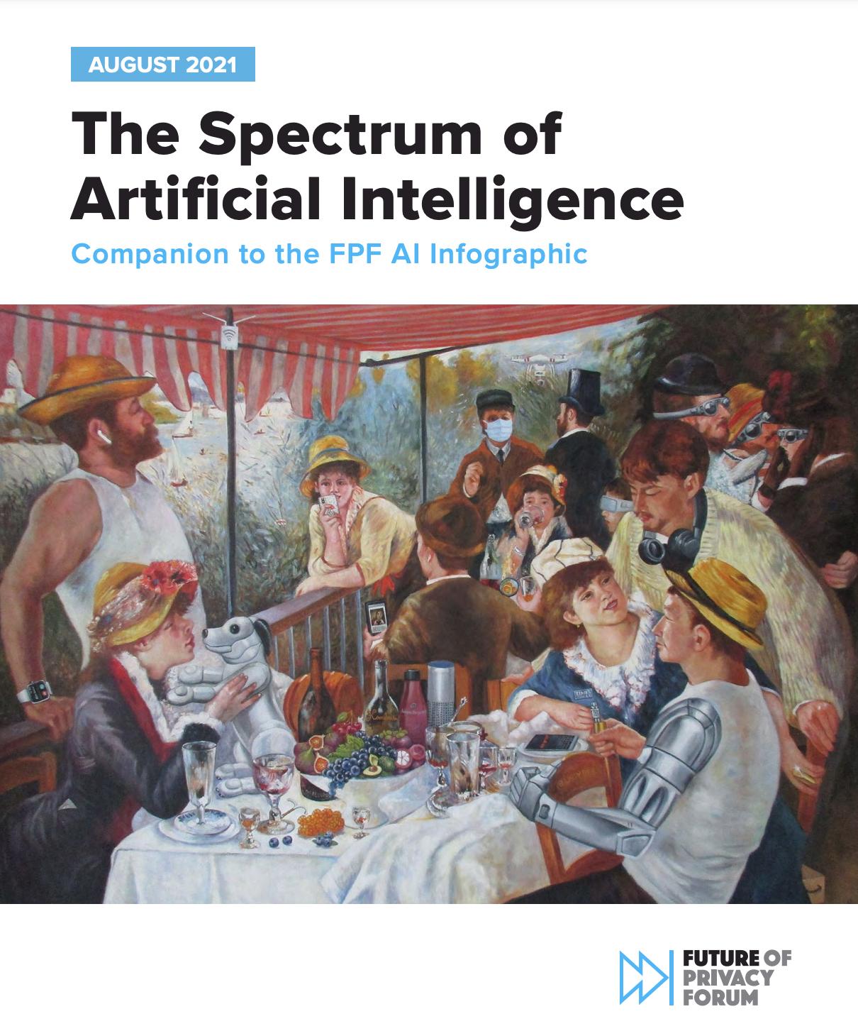Spectrum of AI Publication